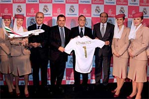 Emirates - Real Madrid