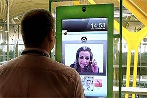 Azafata Virtual