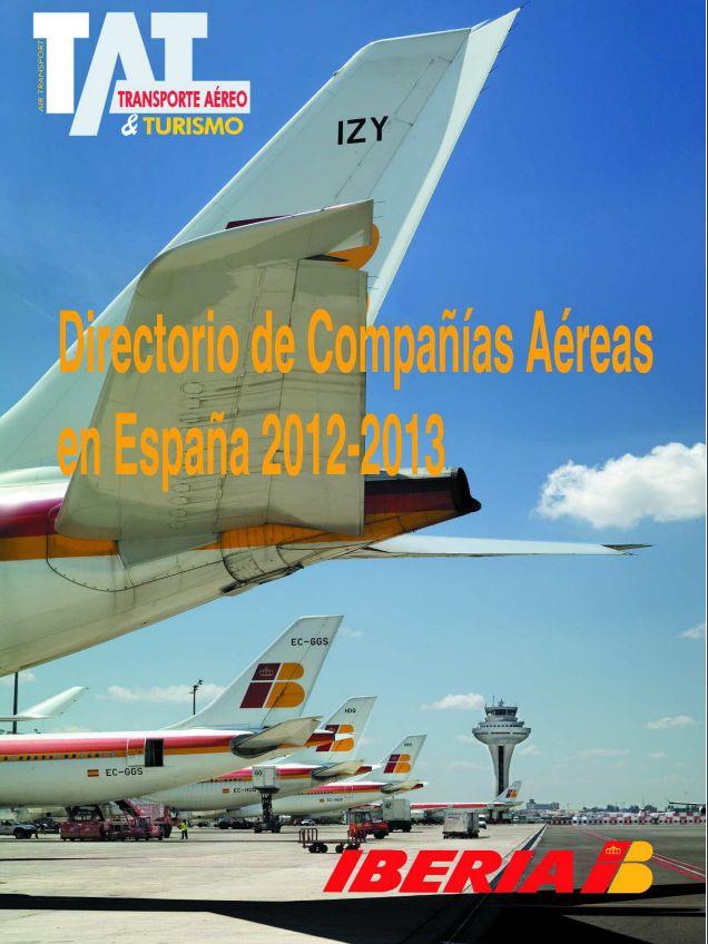 Tat revista transporte a reo turismo for Oficinas iberia express